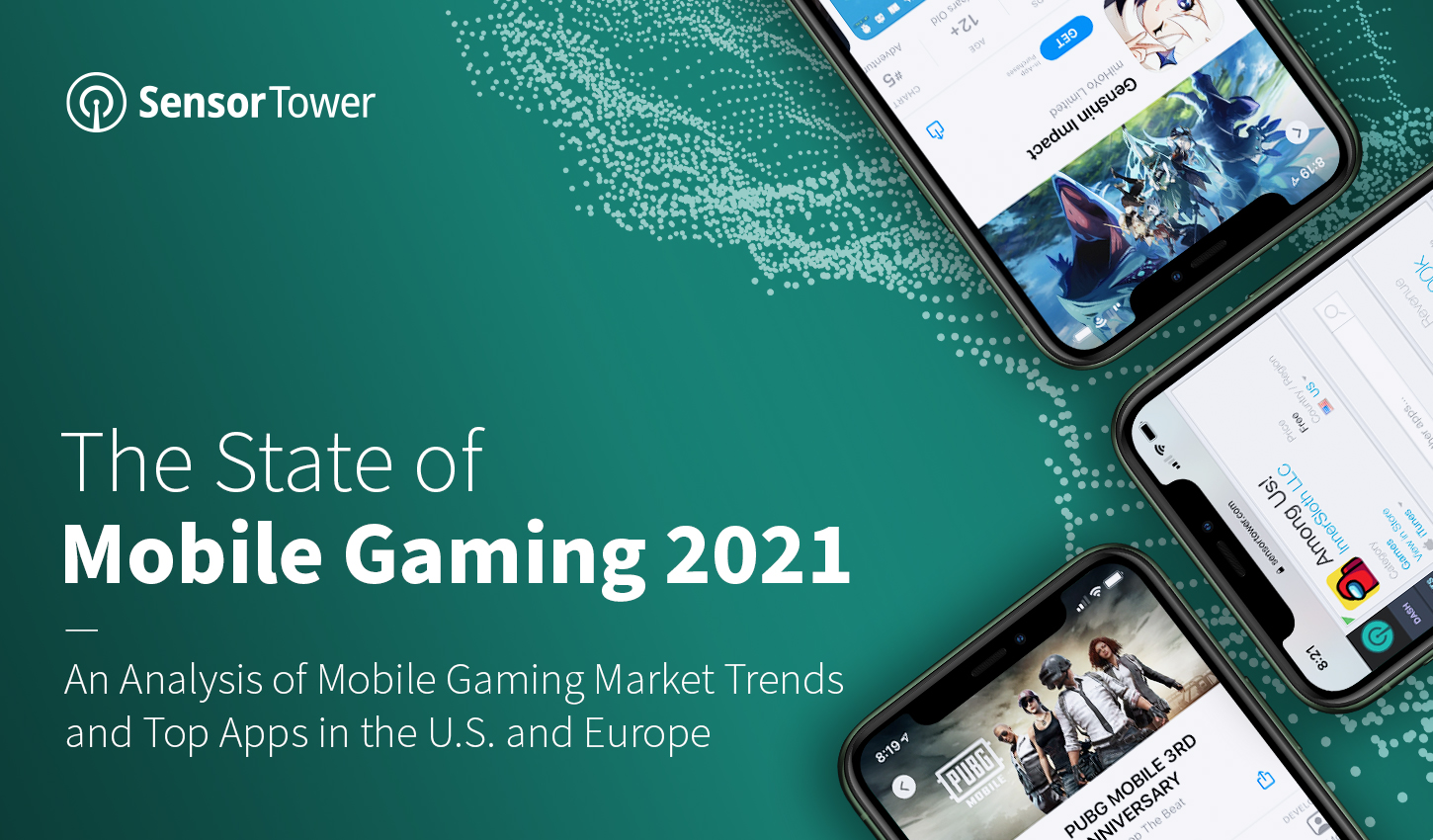State of the Mobile Games Market 2021 Report main image feature